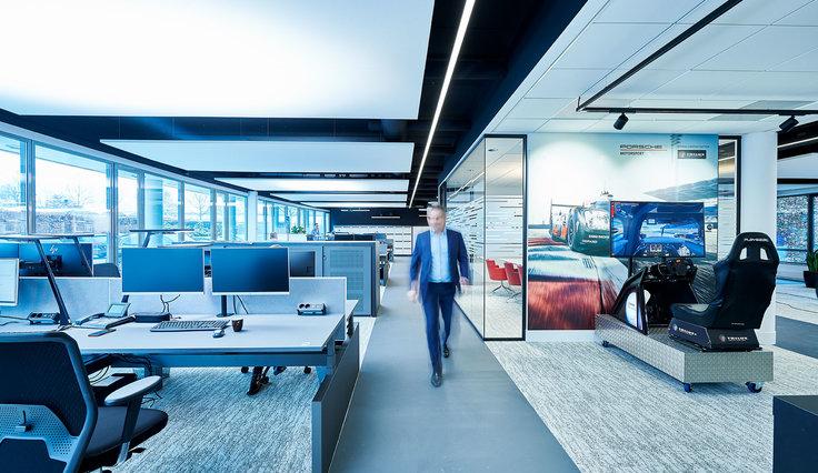 TRILUX doopt nieuw kantoor om in Light Campus Amersfoort