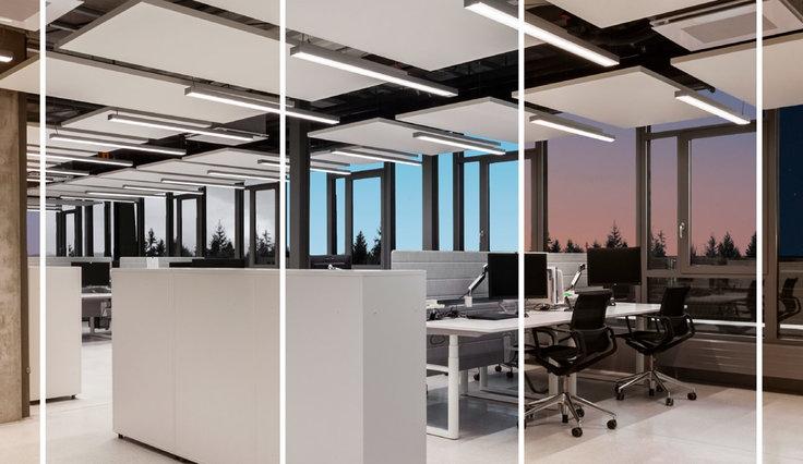 Sport Bittl realisiert HCL-Büro der Extraklasse