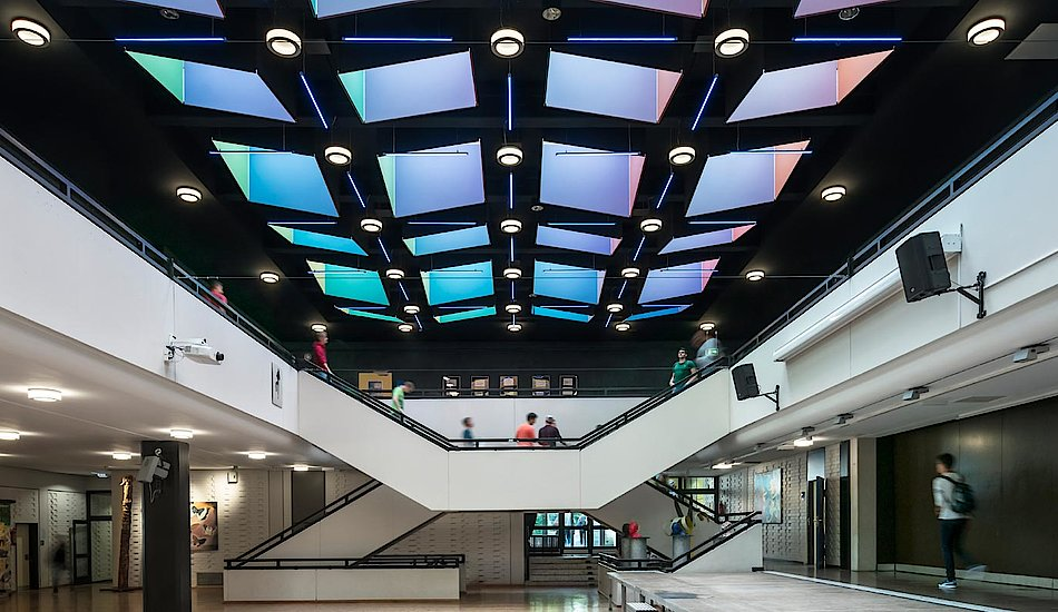 El instituto Humboldt - Solingen, Alemania