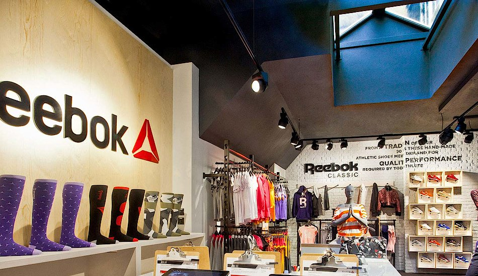 Reebok Store - London, UK