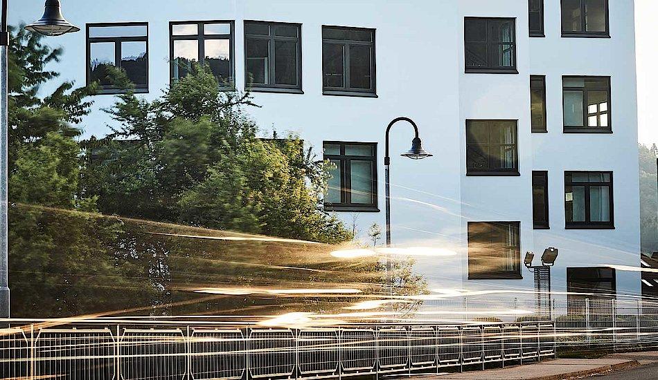 Sanierung der Straßenbeleuchtung - Hausen im Wiesental, Deutschland