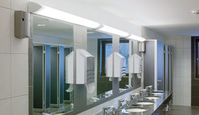 Beleuchtung für Sanitärbereiche