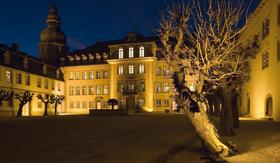 Beleuchtung von historischen Gebäuden