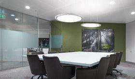 Beleuchtung für Besprechungsräume