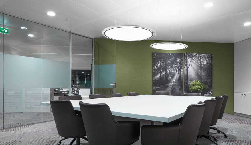 Conference Room Lighting Meeting Room Lighting Trilux