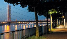 Beleuchtung von Brücken