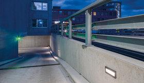Beleuchtung von Parkhäusern