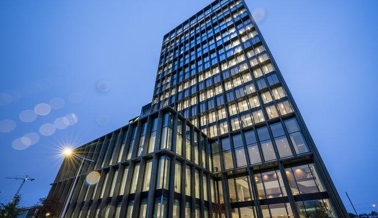 Nieuw kantoor Europees Geneesmiddelen Agentschap (EMA) binnen gestelde deadline opgeleverd