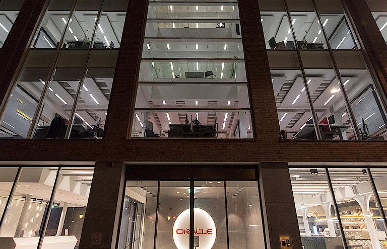 Oracle Nieuwevaart Amsterdam Renovatie