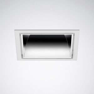 Athenik Ligra C07 LED downlight ceiling cutout 210 x 210 mm