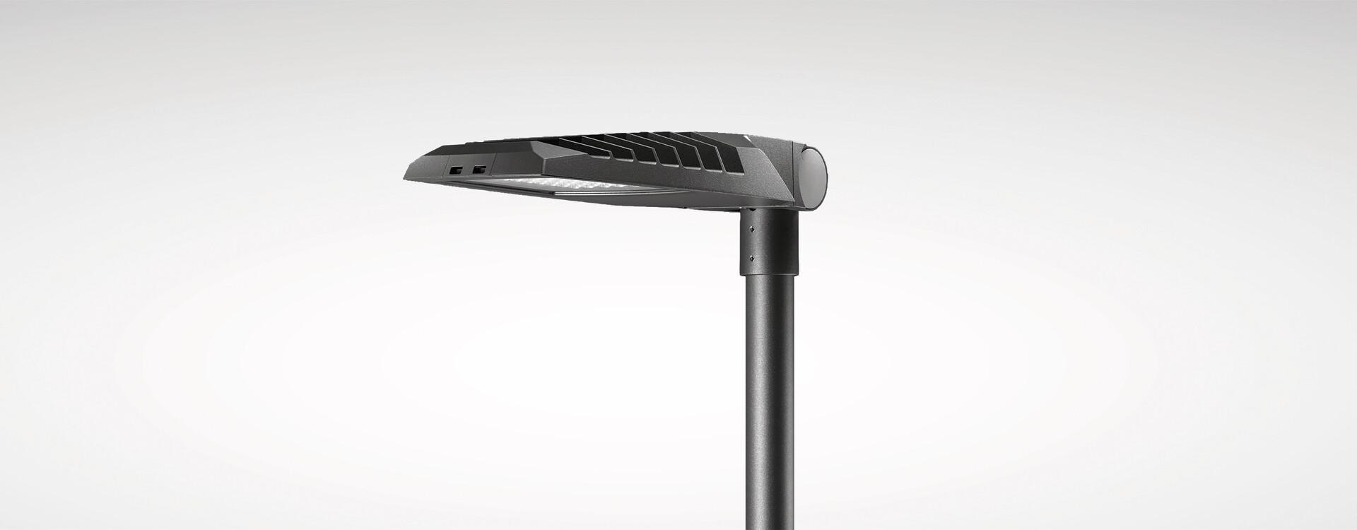 Lumega iq 90 post top luminaires outdoor lighting for Luminaire outdoor