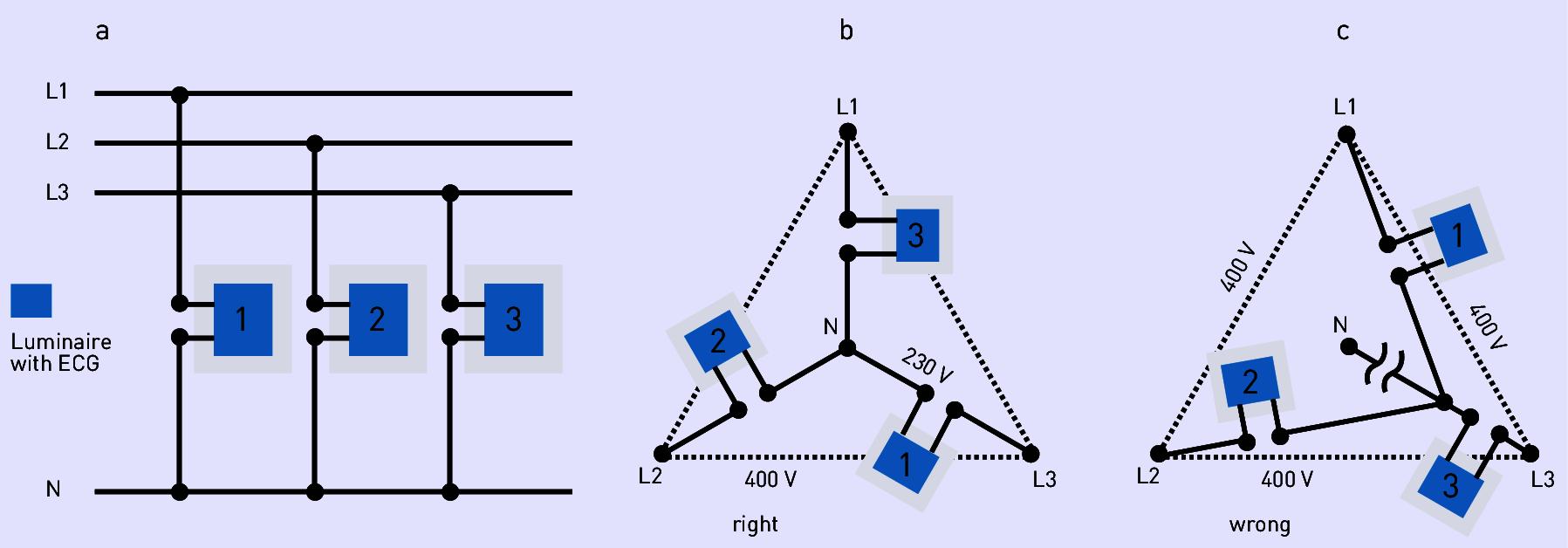Terrific Neutral Conductor Interruption Wiring Digital Resources Bletukbiperorg